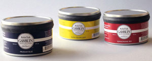 Gamblin Relief Ink, 3 colors