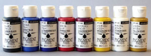 Holbein Paste Pigment Introductory Set