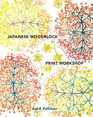 Japanese Woodblock Print Workshop book
