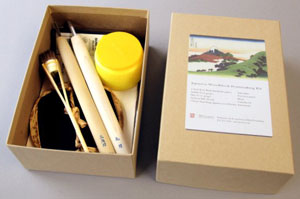Japanese Woodblock Printmaking Kit