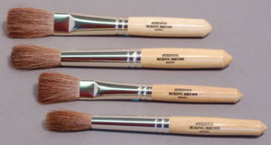Steiner Mixing Brushes