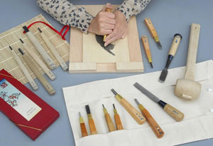 Woodblock Tool Collection