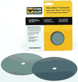 Work Sharp honing abrasives