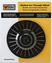 Work Sharp slotted wheel